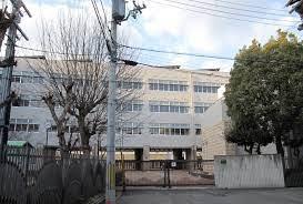 神戸市立長田中学校の画像1