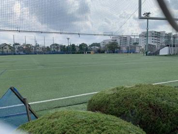 鹿島建設柴崎グラウンドの画像1