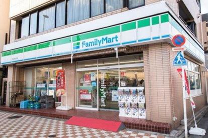 ファミリーマート 亀戸四丁目店の画像1