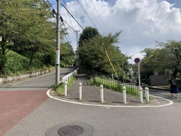 世田谷区立ビール坂緑地の画像2