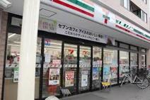 セブンイレブン 大田区西糀谷児童公園前店