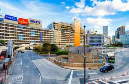 新宿駅(西口)の画像1