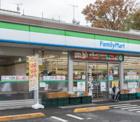 ファミリーマート 杉並清水早稲田通り店