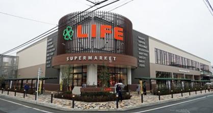ライフ桜新町店の画像1