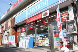 ローソン 須磨駅前の画像1