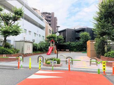 小石川一丁目児童遊園の画像1