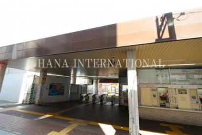 新井薬師前駅南口の画像1