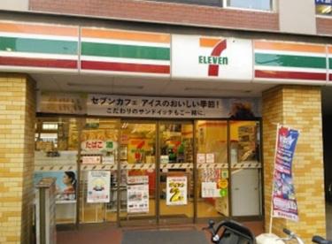 セブンイレブン 門前仲町駅西店の画像1