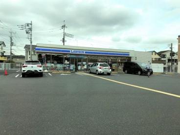ローソン 川越街道新河岸店の画像1