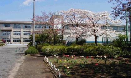 八王子市立松枝小学校の画像1