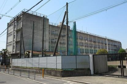 東大阪市花園北小学校の画像1