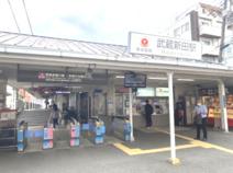 武蔵新田駅