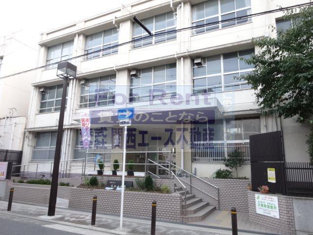 大阪市立 片江小学校の画像