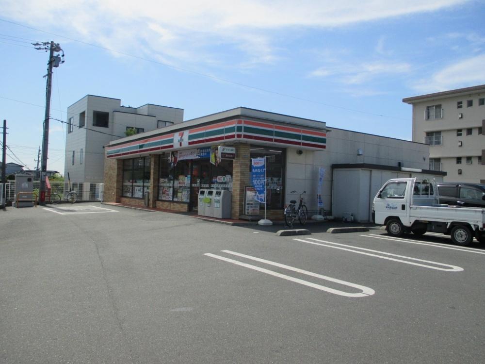 セブンイレブン蜆塚店の画像
