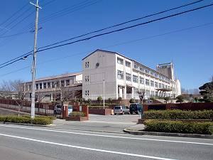 神戸市立北神戸中の画像1