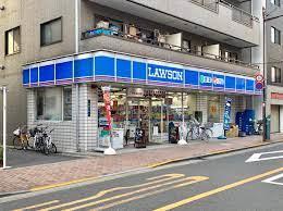 ローソン 浅草四丁目店の画像