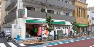 ローソンストア100 台東清川店の画像