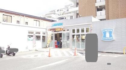 ローソン 那覇国際高校前店の画像1