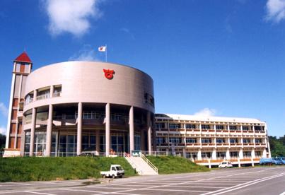 北谷町役場の画像1