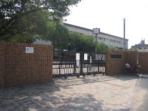 堺市立 浜寺中学校の画像1