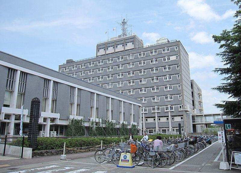 尼崎市役所の画像