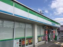 ファミリーマート岩岡店