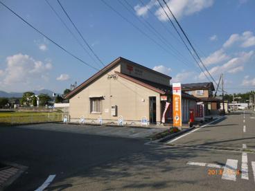 郵便局 桜の画像1