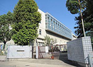 尼崎市立南武庫之荘中学校の画像1