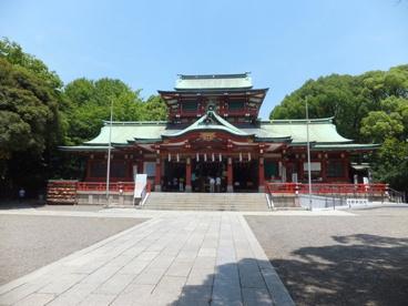 富岡八幡宮の画像1