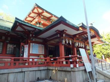 富岡八幡宮の画像2
