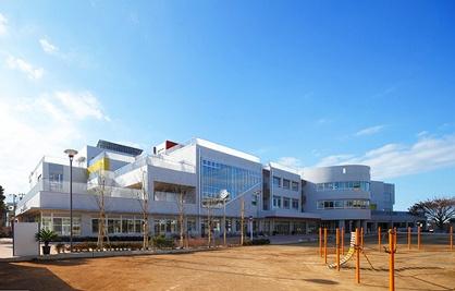 習志野市立津田沼小学校の画像1