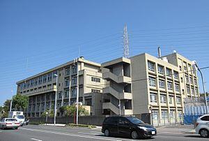 尼崎市立中学校 常陽中学校の画像1