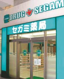 セガミ薬局の画像1