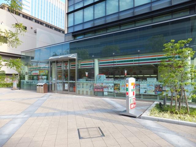 セブン−イレブン 江東深川ギャザリア店の画像