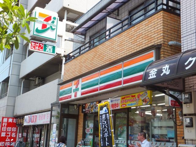 セブン−イレブン 東陽店の画像