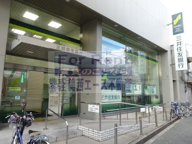 三井住友銀行 鶴橋支店の画像