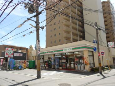 ローソンストア100大和田店の画像1