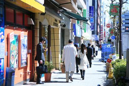 恵比寿たこ公園商店街の画像1