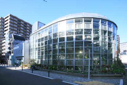 渋谷区ふれあい植物センターの画像1