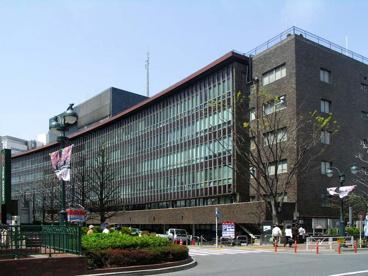 渋谷区役所の画像1