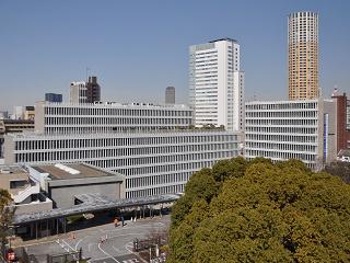 目黒区総合庁舎の画像1