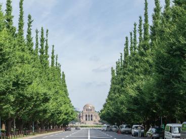 明治神宮外苑の画像1