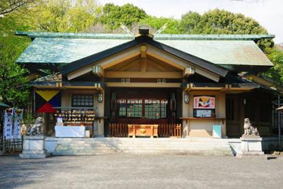 東郷神社の画像1