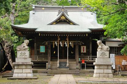 八雲氷川神社の画像1