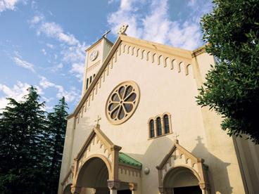 カトリック碑文谷教会(サレジオ教会)の画像1