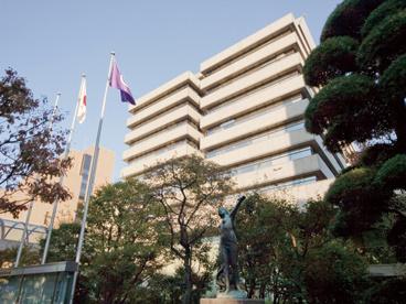 港区役所の画像1
