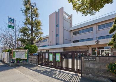 袖ヶ浦東小学校の画像1