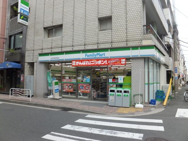 ファミリーマート 永代門前仲町店の画像