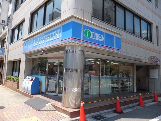 ローソン 東陽三丁目店の画像