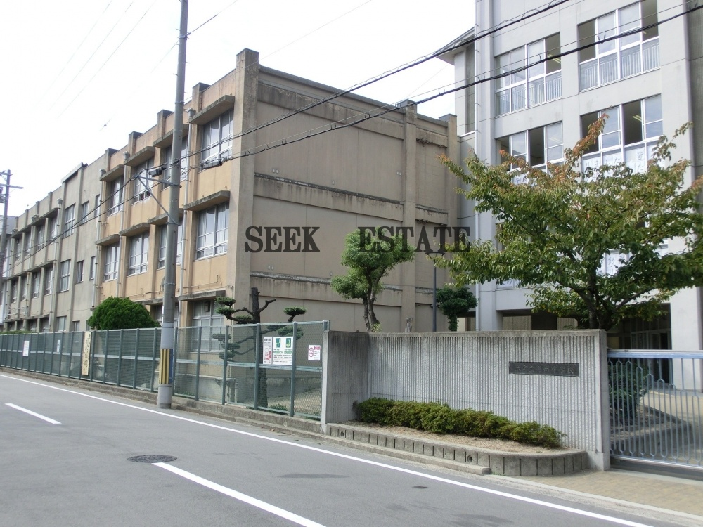 堺市立月洲中学校の画像